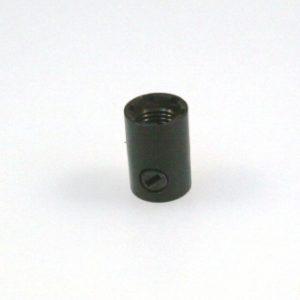 Zugentlaster schwarz mit M10 Innengewinde