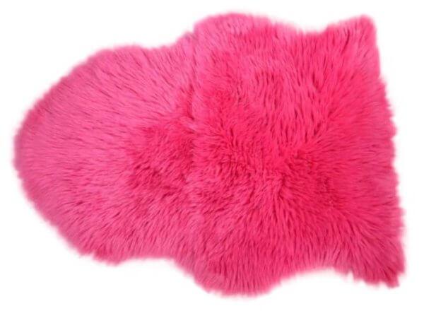 Schaffell imitation Rosa günstig, sicher und bequem online bestellen