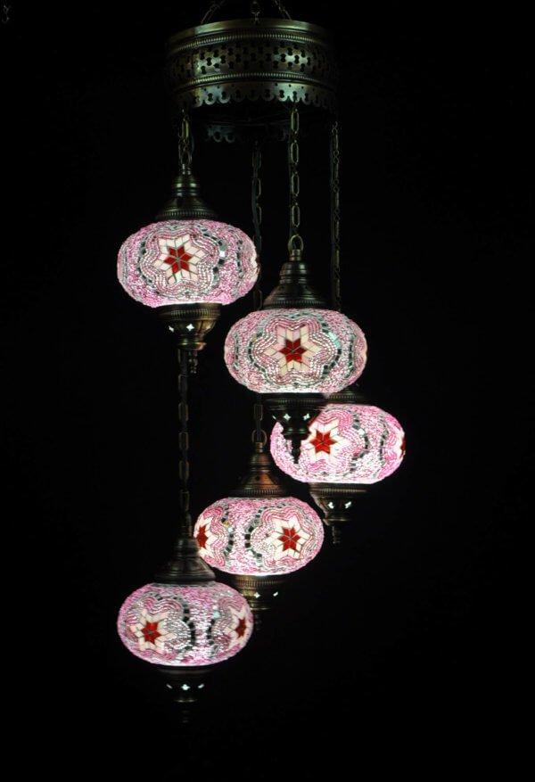 Orientalische Lampe Rosa günstig & sicher kaufen