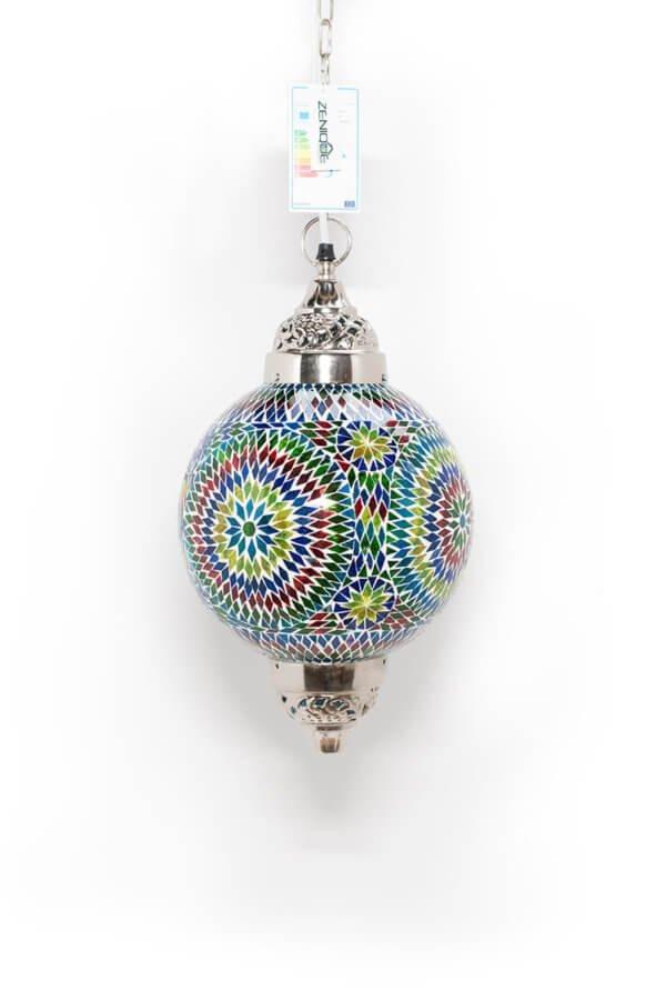 Mosaik Lampe Multicolour Mumbai