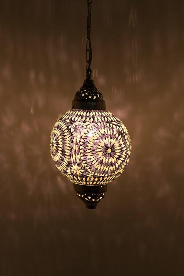 mosaik lampe schwarz weiss einfach und bequem online kaufen. Black Bedroom Furniture Sets. Home Design Ideas