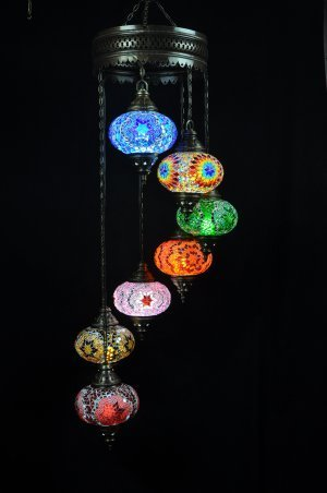 Orientalische Lampe All Colours
