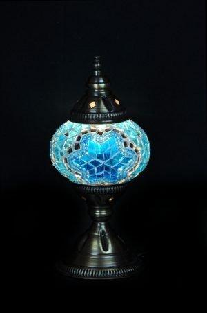 Turkische Tishlamp Turkis - Oriental Plaza