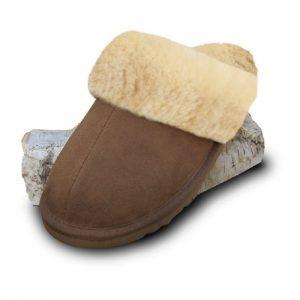 Lammfell-Pantoffel für Damen und Herren - Oriental Plaza